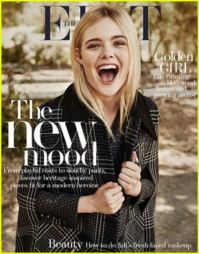 Elle Fanning Never Talks to Sister Dakota About Their Acting Careers