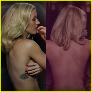 Ellie Goulding Gets Revenge in 'On My Mind' Video - Watch Now!