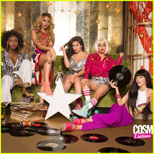 Fifth Harmony Breaks Down Their Personal Style for 'Cosmo for Latinas' Magazine