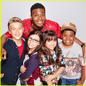 Get An Exclusive First Look At Nickelodeon's 'Game Shakers'