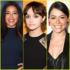 Gina Rodriguez & Olivia Cooke Make 'Star Wars: Episode VIII' Short List!