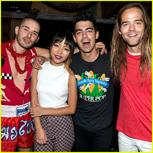Joe Jonas Debuts Two More DNCE Songs - Watch Now!