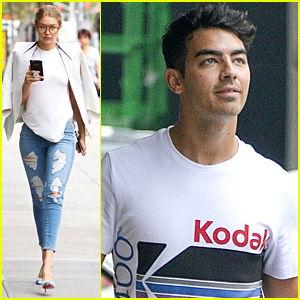 Joe Jonas Shares Brand New 'DNCE' Band Teaser - Watch Here!