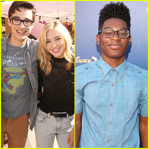 is audrey whitby dating joey bragg