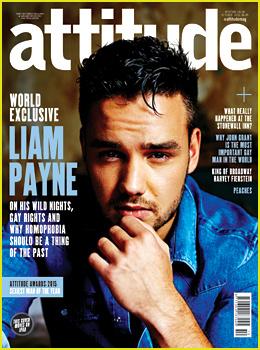 Liam Payne Talks Marriage, Solo Artist Plans in 'Attitude'