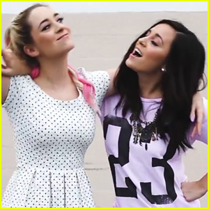 Megan & Liz 'Raise Their Voices' With Barbie In Cute New Music Video - Watch Here!