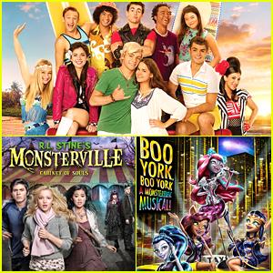 Teen Beach 2 Monster High Boo York Monsterville Coming To Netflix September 2015 See The Full List Netflix Just Jared Jr