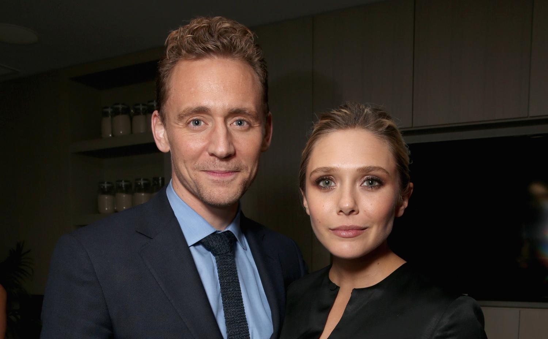 Elizabeth Olsen Says She Is Not Dating Tom Hiddleston Elizabeth Olsen Tom Hiddleston Just