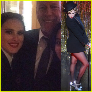 Rumer Willis Makes Broadway Debut in 'Chicago' With Family in the Audience!