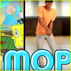 Silento Remixes His Hit 'Watch Me (Whip/Nae Nae)' With Nickelodeon Characters - Watch Now!