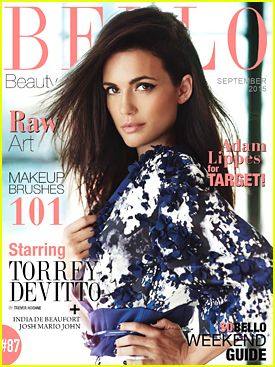Torrey DeVitto Says 'Chicago Med' Is Her 'Dream Job'
