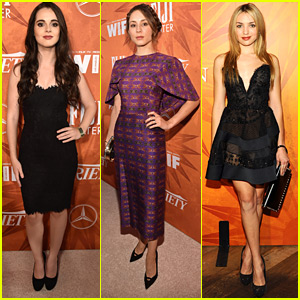 Vanessa Marano & Troian Bellisario Celebrate Emmy Nominees With Variety