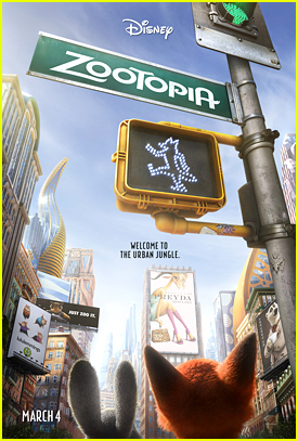 Disney Debuts New 'Zooptopia' Poster - See It Here!