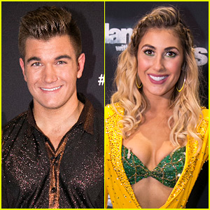 Alek Skarlatos & Emma Slater Do the Rumba on 'DWTS' Switch-Up Week!