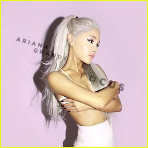 Ariana Grande: 'Focus' Music Video - WATCH NOW!