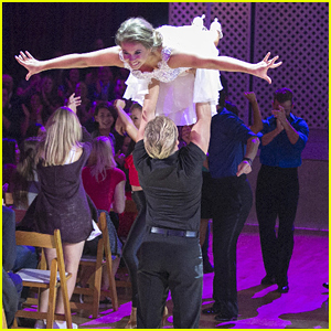 Derek Hough Thanks Kenny Ortega For 'Dirty Dancing' Choreography After 'DWTS' Routine With Bindi Irwin