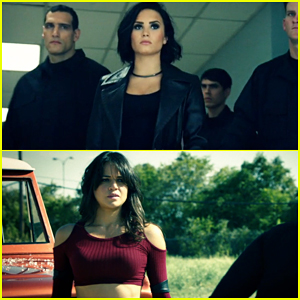 Demi Lovato Kicks Butt With Michelle Rodriguez In 'Confident' Video - Watch Here!