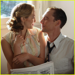 Elizabeth Olsen Goes Country for 'I Saw the Light' With Tom Hiddleston - See the Stills!
