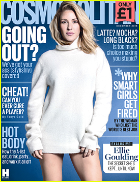 Ellie Goulding Drops 'Army' Song After 'Cosmo UK' Cover Reveal