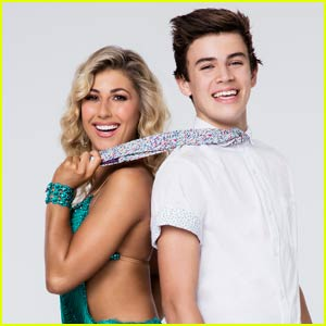 Hayes Grier Is The One Emma Slater Wants on 'DWTS' - Watch Their Jazz Now!