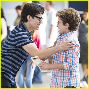 Joey Bragg's 'Mark & Russell's Wild Ride' Hits Disney XD on November 23rd!