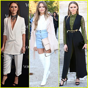 Kristina Bazan Is Making Paris Kayture's Second Home!