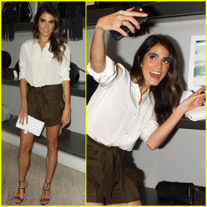 Nikki Reed Gets Launches Sustainable 'Freedom of Animals' Purse Line