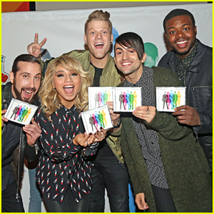 Pentatonix Pulled A Lot of Influence From Lauryn Hill & Tori Kelly For Original Album