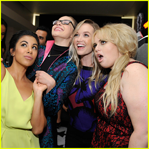 Rebel Wilson Reunites With Chrissie Fit For Torrid Launch Party
