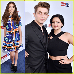 Rowan Blanchard & Ariel Winter Honor Women Journalists at WMF's Courage Awards