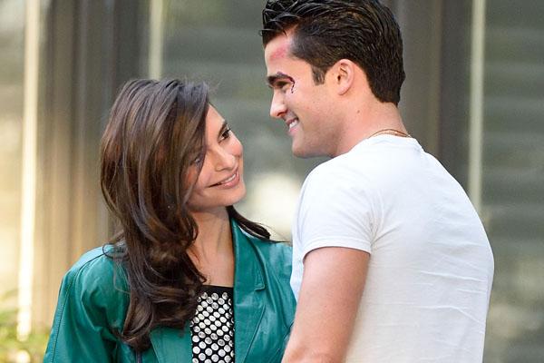 Spencer Boldman And Kelli Berglund Dating