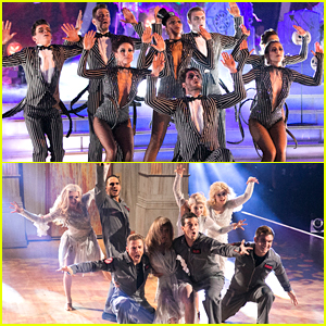 'Dancing With The Stars' Brings Halloween To A New Level With Team Dances - See The Pics!