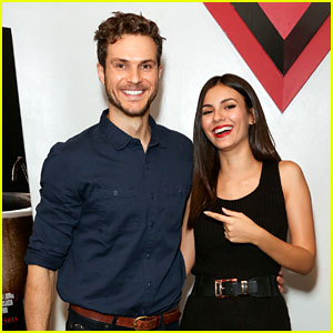 Victoria Justice Reunites with 'Eye Candy' Stars at Ryan Cooper's New Movie Screening!