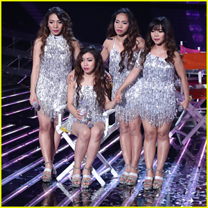 4th Impact's Celina Collapses on Stage on 'X Factor UK'; Band Tweets Update