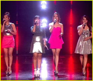 4th Impact Survives Elimination On 'X Factor' After Celina's Collapse