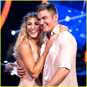 Alek Skarlatos' Final Dance on 'DWTS' Season 21 Finale - Watch Now!