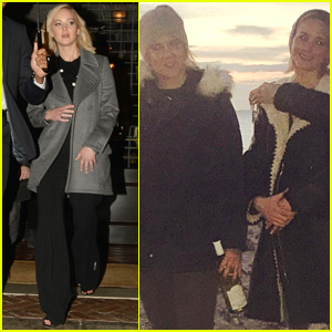 Jennifer Lawrence & Amy Schumer Have the Ultimate Thanksgiving