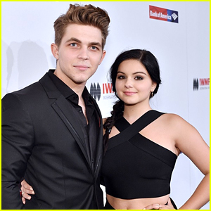 Ariel Winter & Boyfriend Laurent Claude Gaudette Aren't Getting Married Anytime Soon