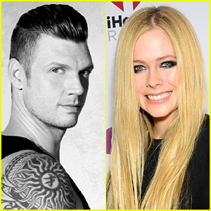 Nick Carter Releases 'Get Over Me' feat. Avril Lavigne - Listen Now!