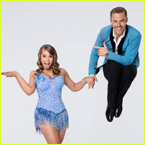 Bindi Irwin & Derek Hough Foxtrot on 'DWTS' - Watch Now!