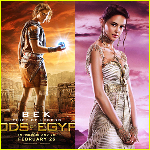 More 'Gods of Egypt' Posters Hit The Web – See Brenton