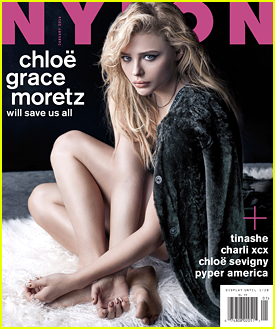 Chloe Moretz Is Not A Fan Of 'Squad Goals'