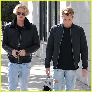 Cody Simpson Announces He's In A Band!