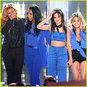 Fifth Harmony Perform At Nickelodeon's HALO Awards 2015 - See The Pics!