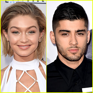 Zayn Malik Hangs Out with Gigi Hadid Again After Dating Rum