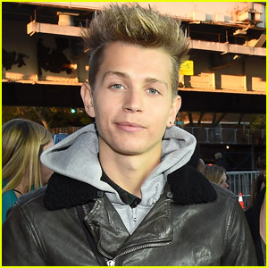 The Vamps Hottie James McVey Launch