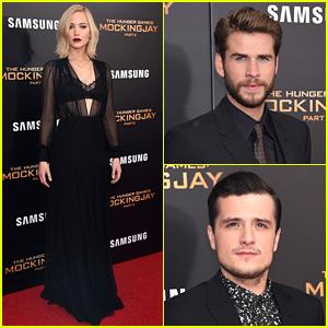 Hunger Games Mockingjay Movie Cast
