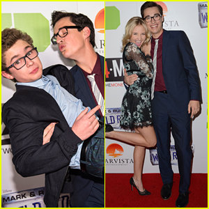 Joey Bragg Gets Support From 'Liv & Maddie' Cast At 'Mark & Russell's Wild Ride' Premiere
