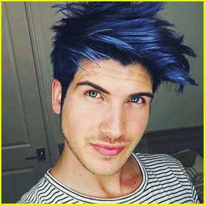YouTube's Joey Graceffa is Feeling Very Blue These Days