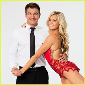 Alek Skarlatos & Lindsay Arnold Show Off Three Routines on 'DWTS' - Watch Now!
